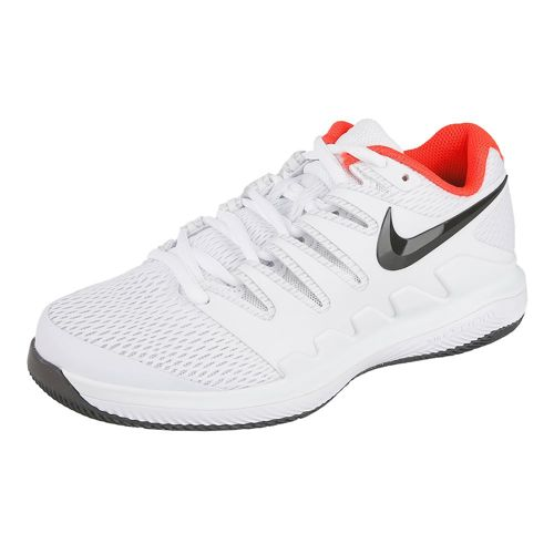 Nike Air Zoom Vapor X HC All Court Shoe Men - White, Red