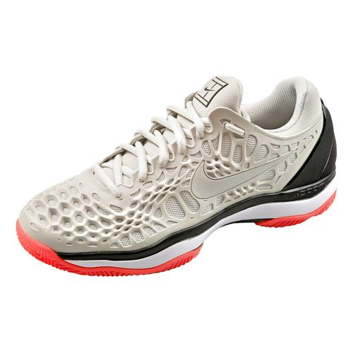 Nike Air Zoom Cage 3 Clay Court Shoe Men - Cream, Black
