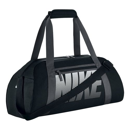 Nike Gym Club Sports Bag - Black, Dark Grey
