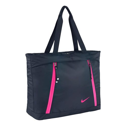 Nike Auralux Training Sports Bag - Dark Blue, Pink