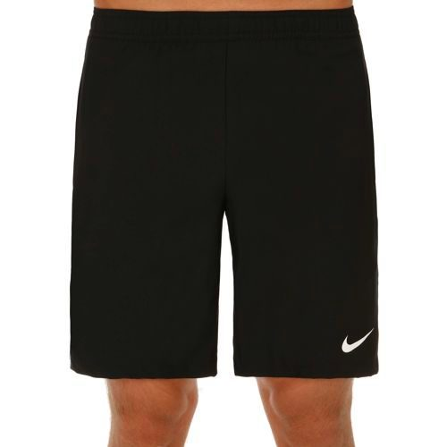 "Nike Court 9"" Shorts Men - Black, White"