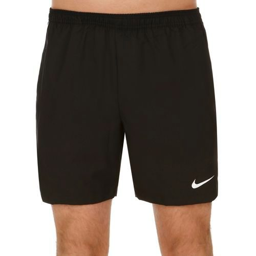 "Nike Court 7"" Shorts Men - Black, White"