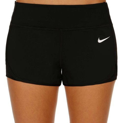 Nike Court Shorts Women - Black