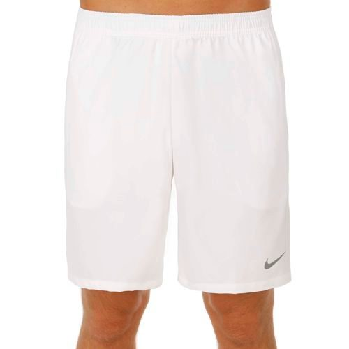 "Nike Court 9"" Shorts Men - White, Grey"