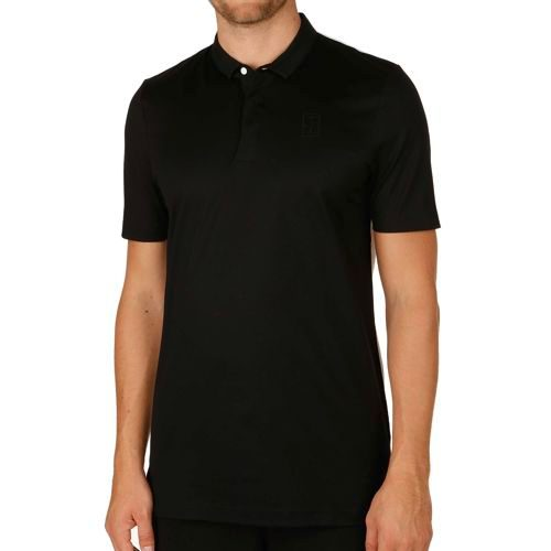 Nike Court Polo Limited Edition Men - Black, White