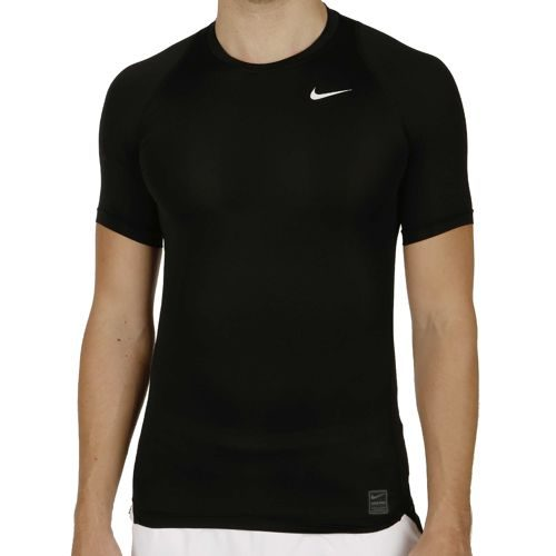 Nike Pro Compression Compression T-shirt Men - Black, Dark Grey