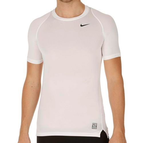 Nike Court Pro Combat Cool Compression T-shirt Men - White, Lightgrey