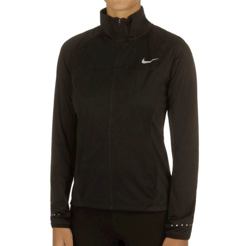 Nike Shield Full Zip 2,0 Jacket Training Jacket Women - Black, Silver