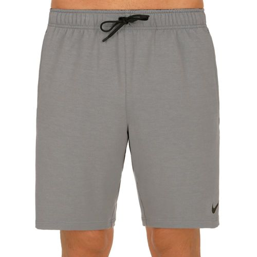 "Nike Training Dri-FIT Fleece 8"" Shorts Men - Grey, Black"