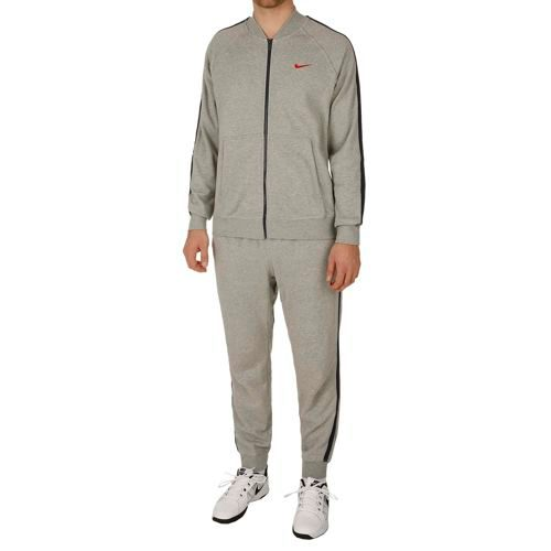 Nike Club French Terry Tracksuit Tracksuit Men - Grey, Dark Blue