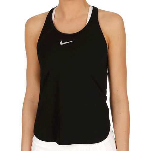 Nike Slam Breathe Top Women - Black, White