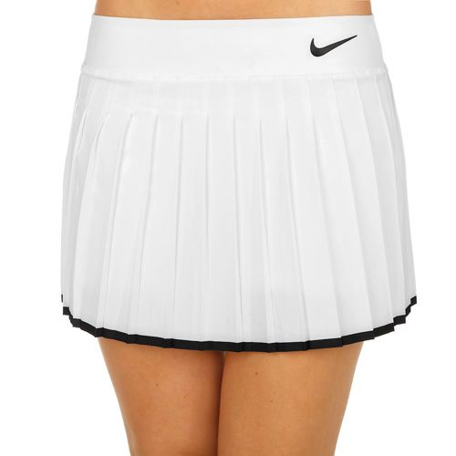 Nike Advantage Victory Skirt Women - White, Black