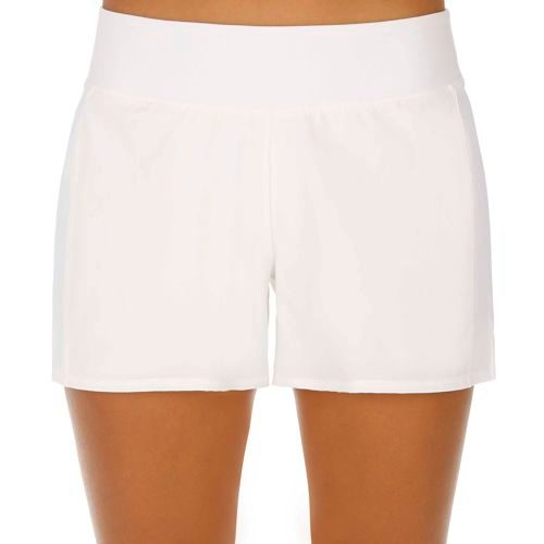 Nike Baseline Long Shorts Women - White