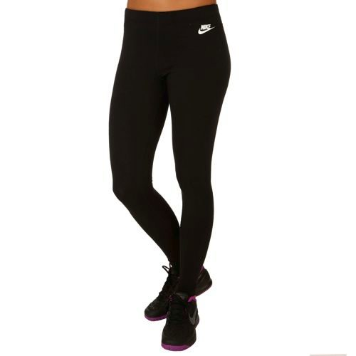 Nike Leg-A-See Just Do It Tight Women - Black, White