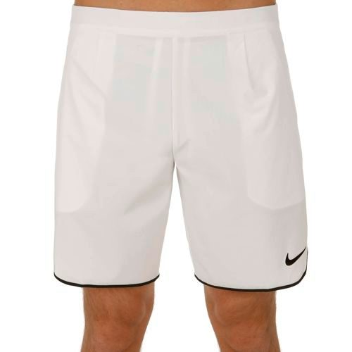 Nike Court Flex Shorts Men - White, Black