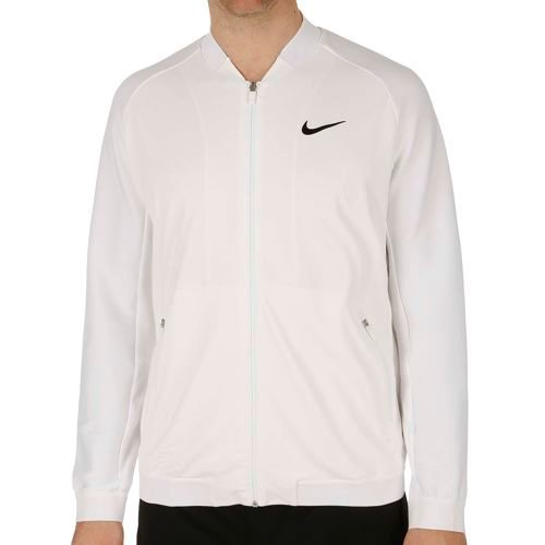 Nike Advantage Premier Training Jacket Men - White, Grey