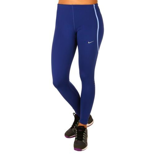 Nike Tech Training Pants Women - Dark Blue, Silver