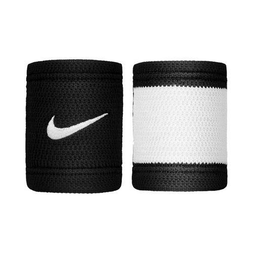 Nike Dri-Fit Stealth (2er Pack) Wristband 2 Pack - Black, White