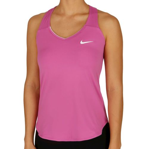 Nike Pure Tank Top Women - Pink, White