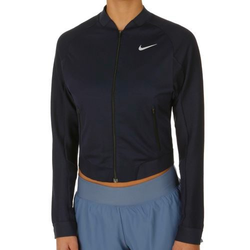 Nike Serena Williams Premier Training Jacket Women - Dark Blue, White