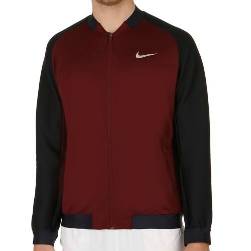Nike Grigor Dimitrov Advantage Premier Training Jacket Men - Dark Red, Grey