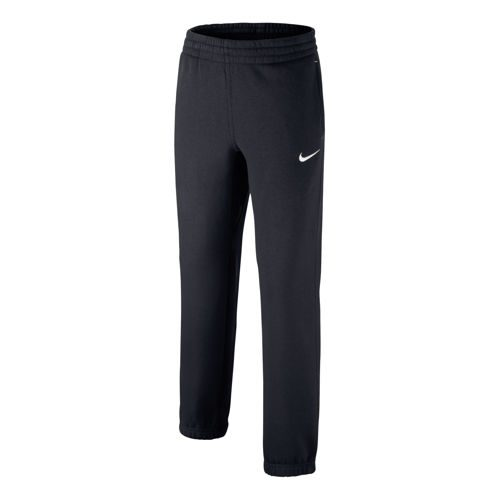 Nike Sportswear Brushed Training Pants Boys - Black, White