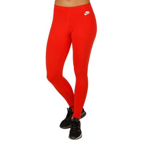 Nike Leg-A-See Just Do It Tight Women - Red, White