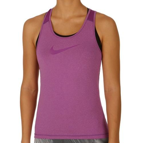 Nike Pro Dry Fit Tank Top Women - Violet