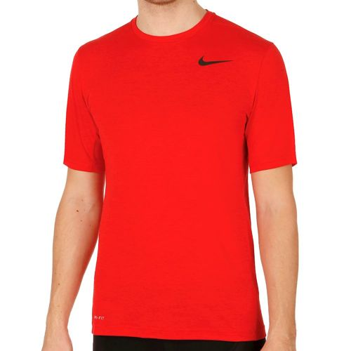 Nike Training Dri-FIT T-Shirt Men - Red, Black