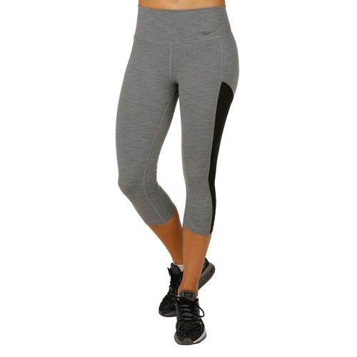 Nike Baseline Capri Pants Women - Grey, Black