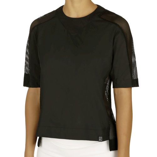 Nike Court T-Shirt Women - Black