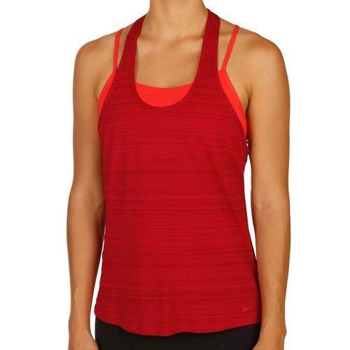Nike Advantage Victory Top Women - Red