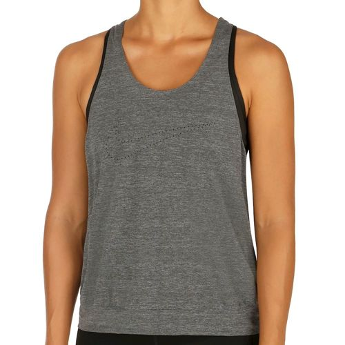 Nike Training Tank Top Women - Dark Grey