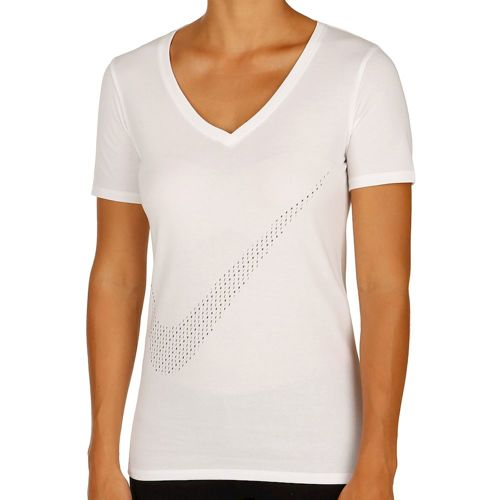 Nike Training T-Shirt Women - White, Black