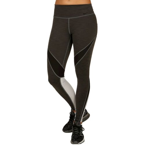 Nike Power Legend Training Tight Training Pants Women - Grey, Black