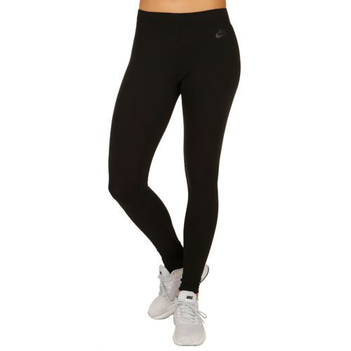 Nike Leg-A-See Just Do It Tight Training Pants Women - Black