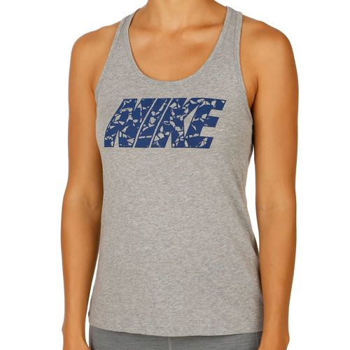 Nike Racer Swoosh Fill Top Women - Grey, Blue