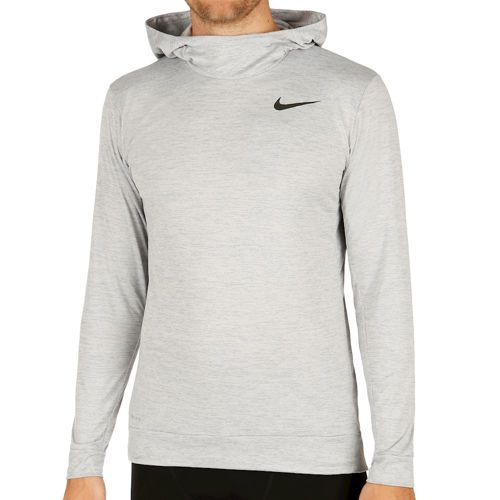 Nike Training Dry Hoody Men - Grey, Black