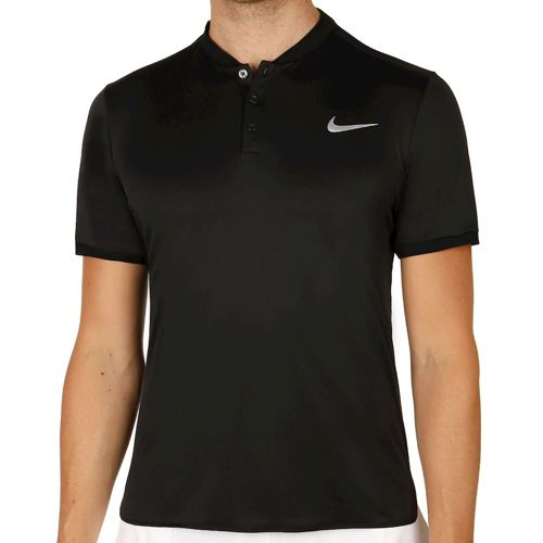 Nike Advantage Premier Polo Men - Black, White