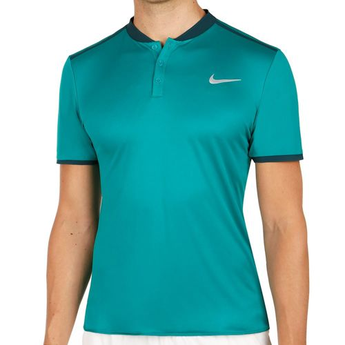 Nike Advantage Premier Polo Men - Petrol, Turquoise