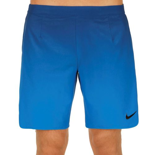 "Nike Advantage Premier Gladiator 9"" Shorts Men - Blue, Black"