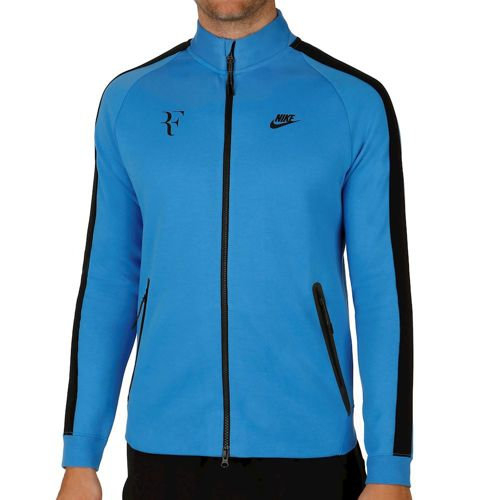 Nike Roger Federer Training Jacket Men - Blue, Black