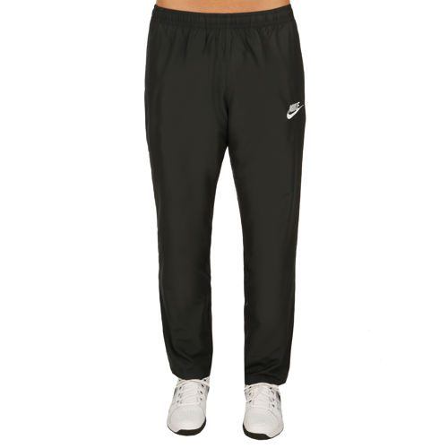 Nike Woven OH Training Pants Men - Anthracite, White