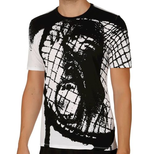 Nike Court Sportswear Raquet T-Shirt Men - White, Black