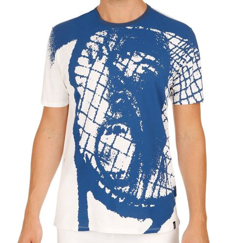Nike Court Raquet T-Shirt Men - Dark Blue, White