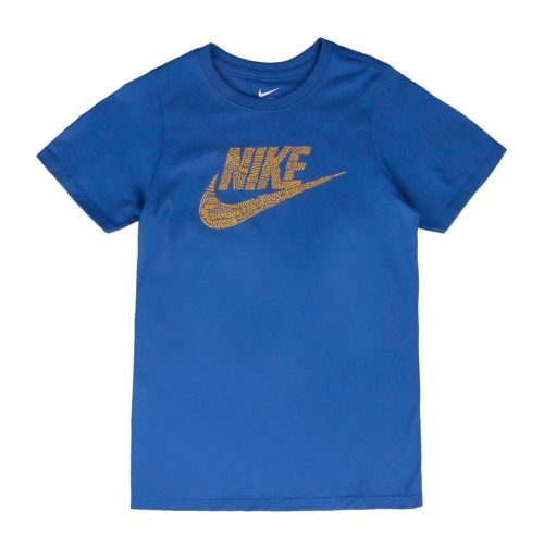 Nike Training Play Sketch T-Shirt Boys - Blue