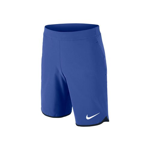 Nike Advantage Gladiator Shorts Boys - Blue, Black