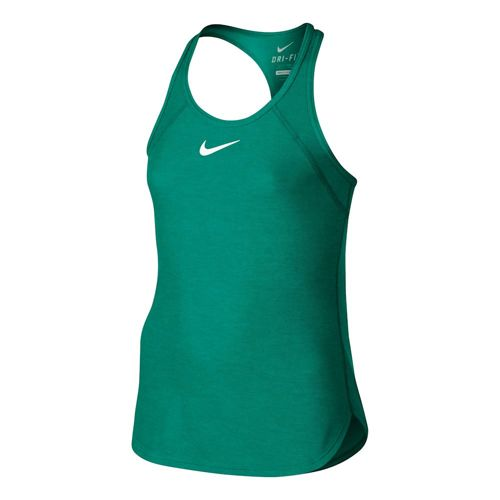 Nike Advantage Slam Top Girls - Petrol, White