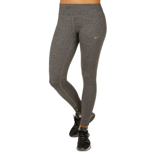 Nike Power Epic Tight Training Pants Women - Dark Grey, Black