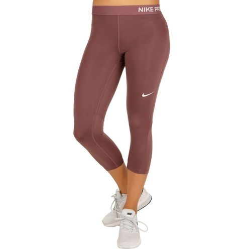Nike Pro Dry Fit Capri Pants Women - Violet